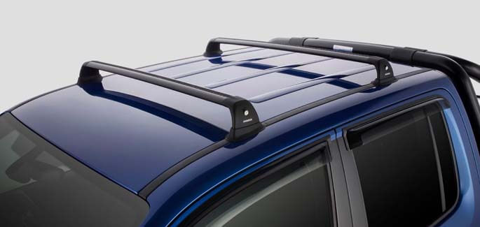 Roof Bars, Flush mount