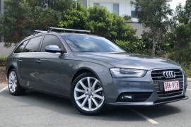 Audi A4 MY14 B8