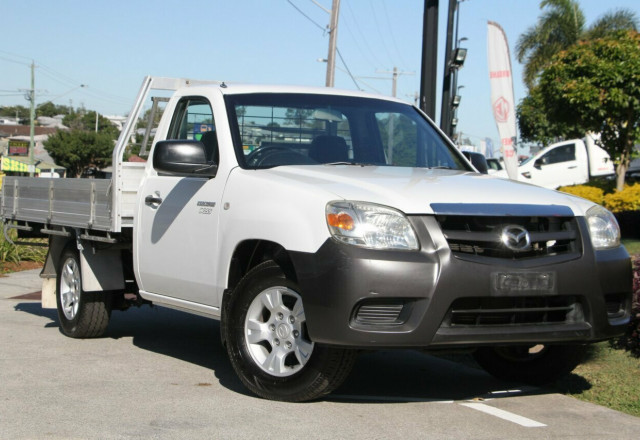 2010 Mazda BT-50 UNY0W4 DX 4x2 Cab chassis