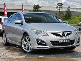 Mazda 6 Lux GH