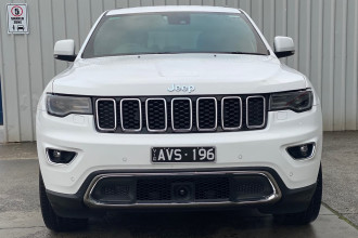 2018 Jeep Grand Cherokee WK MY18 Limited Suv