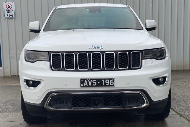2018 Jeep Grand Cherokee Limited 6 of 20