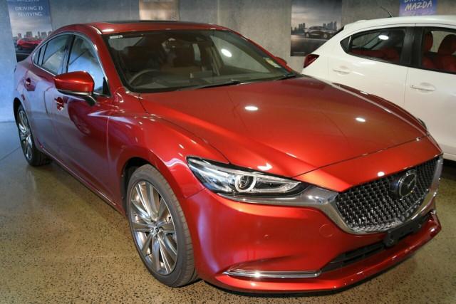 2020 Mazda 6 GL Series Sport Sedan Sedan