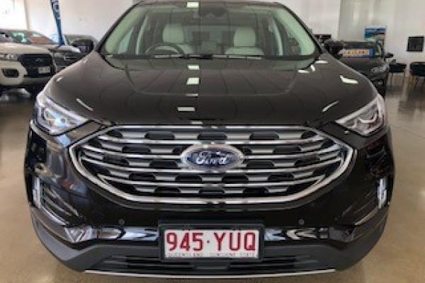 2018 Ford Endura CA 2019MY TITANIUM Suv Image 3
