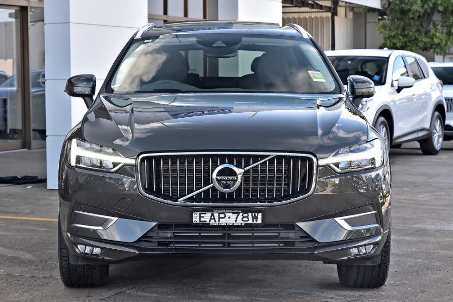 2019 Volvo XC60 UZ D4 Inscription Suv Mobile Image 6