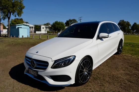 2016 MY07 Mercedes-Benz C250 S2 Estate Wagon