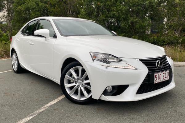 Lexus Is Luxury GSE30R 250