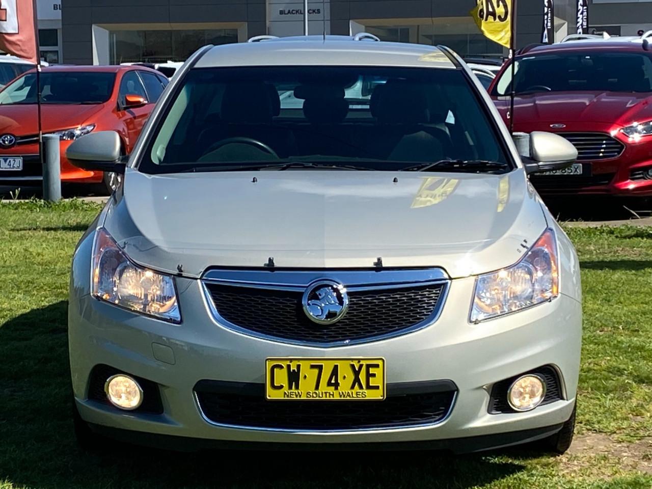 2012 Holden Cruze JH SERIES II MY12 CDX Hatchback Image 14