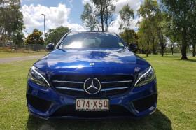 2017 MY18 Mercedes-Benz C Class Sedan
