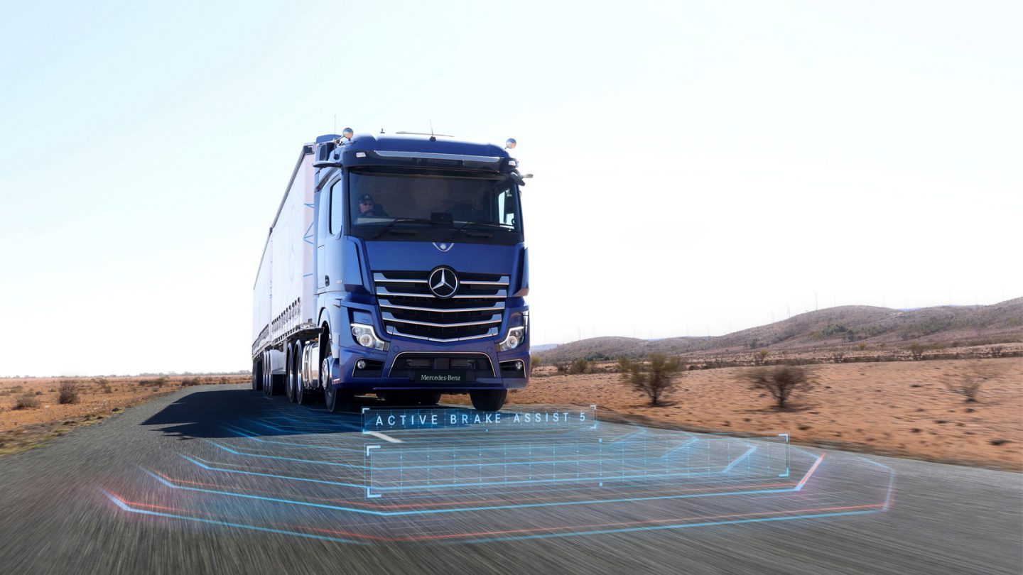 The New Actros Efficiency
