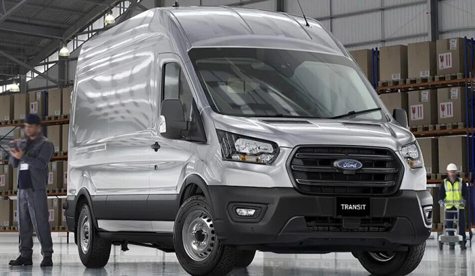 Transit Van Transit Van is Built for Business