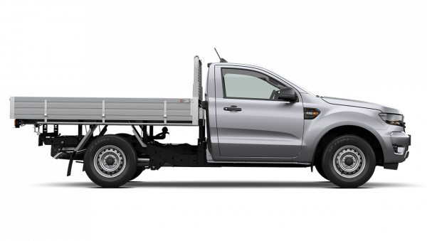 2020 MY20.75 Ford Ranger PX MkIII XL Low-Rider Single Cab Chassis Cab chassis Image 3