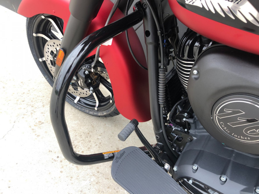 2020 Indian Chieftain DArk Horse Motorcycle Image 4