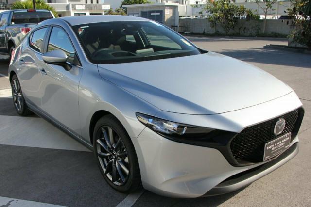 2020 Mazda 3 BP G20 Evolve Hatch Hatchback