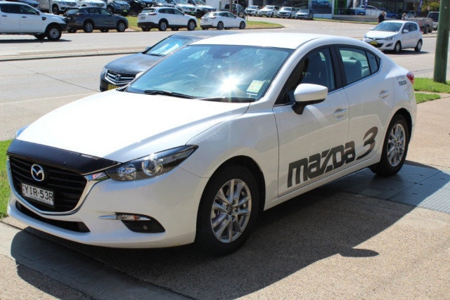 2018 Mazda 3 BN Series Touring Sedan Sedan Image 4