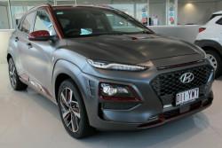 Hyundai Kona Iron Man Edition OS.2
