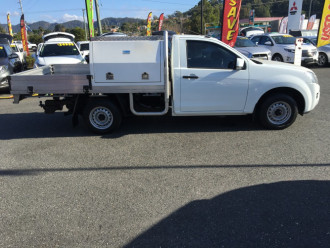 2016 Isuzu Ute D-MAX Turbo SX 2wd single cab