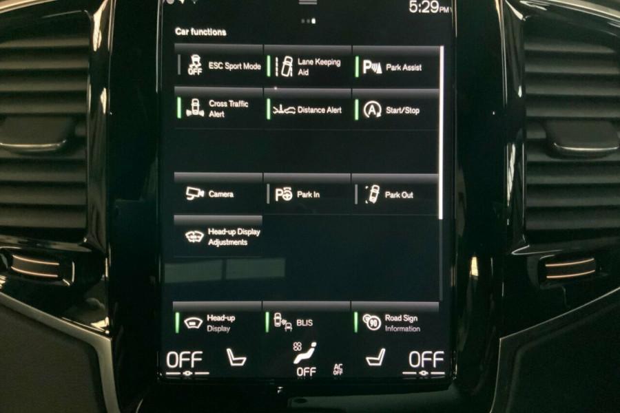 2018 MY19 Volvo XC90 256 MY19 D5 R-Design (AWD) Suv Mobile Image 14