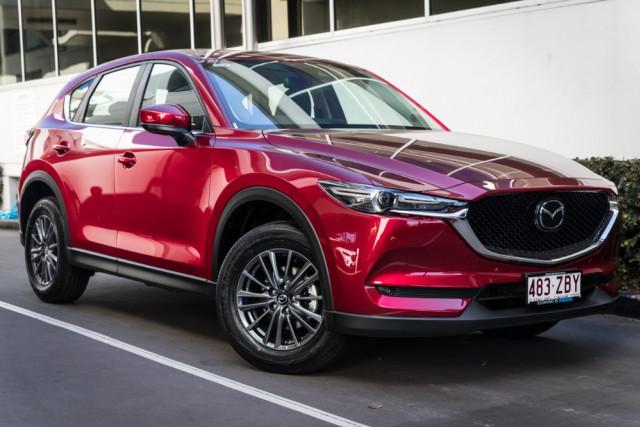 2019 Mazda CX-5 KF Touring Suv