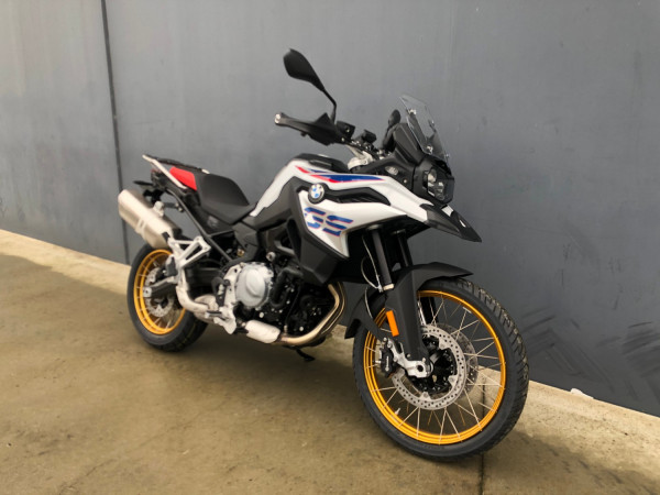 2019 BMW F850GS RallyE Low Suspension Motorcycle