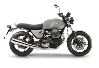 New Moto Guzzi V7 III Milano