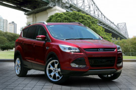 Ford Kuga Titanium PwrShift AWD TF MY15