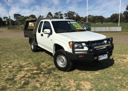 Holden Colorado LX (4X2) RC