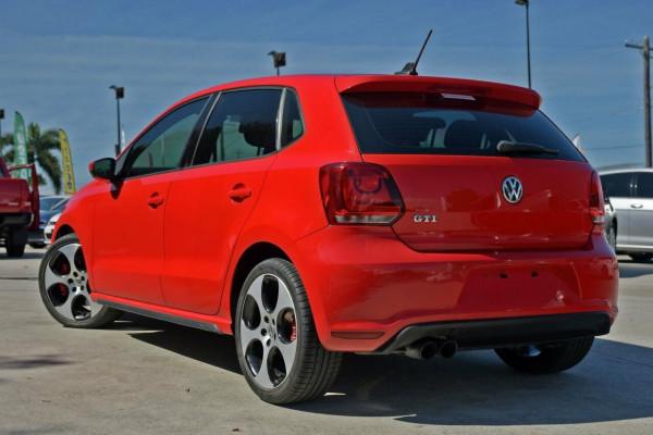 2012 MY13 Volkswagen Polo 6R MY13 GTI DSG Hatchback Image 4