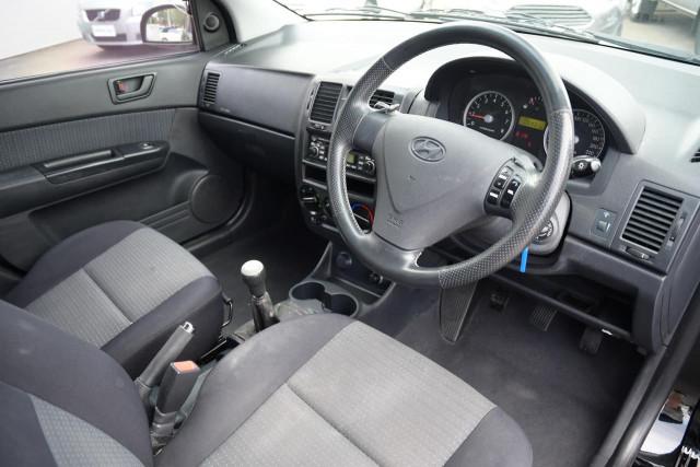 2007 Hyundai Getz TB MY07 SX Hatchback Image 7