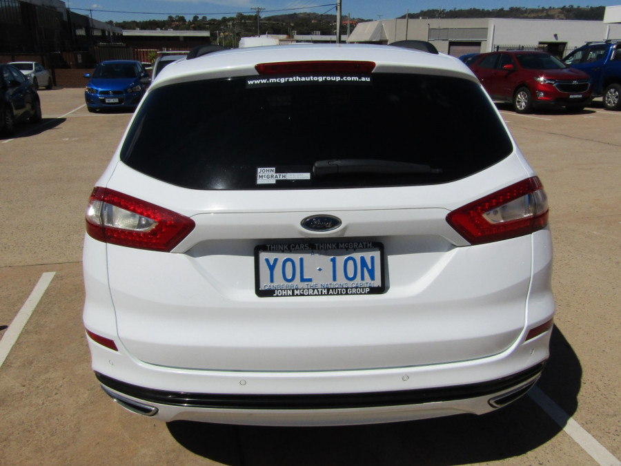 2016 Ford Mondeo MD Ambiente Wagon Wagon Image 7