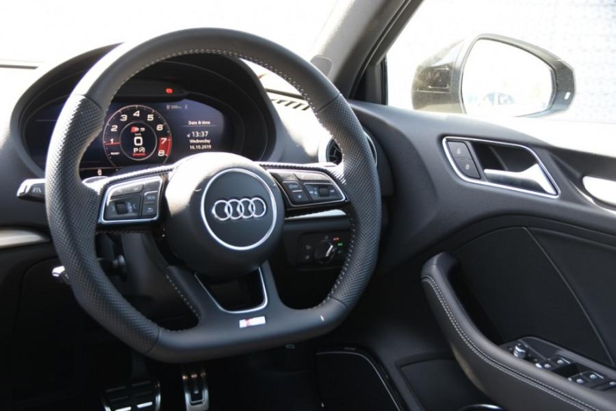 2019 Audi S3 2.0L TFSI S-tronic Quattro 213kW Sedan Image 8