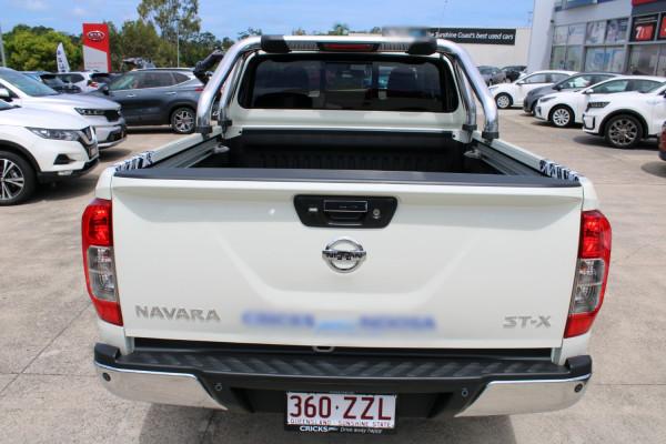 2020 Nissan Navara D23 Series 4 ST-X 4x4 King Cab Pickup Cab chassis Image 5