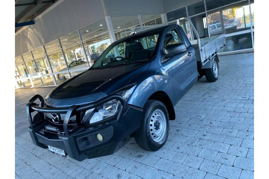 2016 Mazda BT-50 UR0YE1 XT Cab chassis - single cab