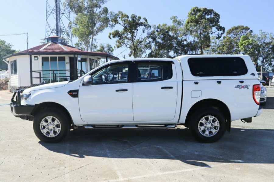 2016 Ford Ranger PX MkII XLS Double Cab Utility