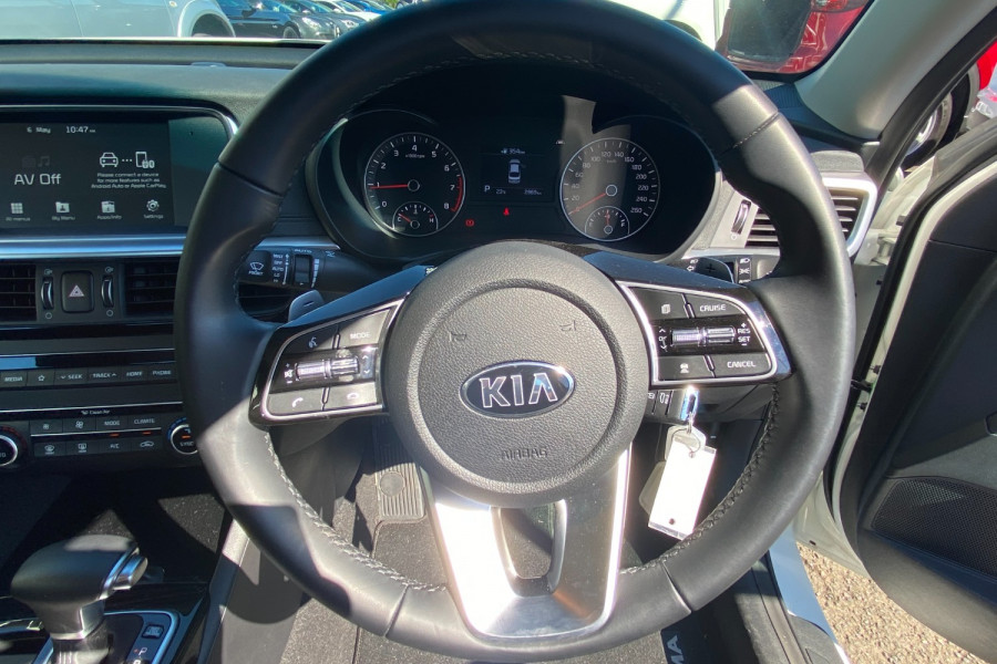 2019 MY20 Kia Optima JF Si Sedan