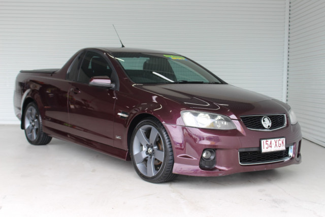 2012 Holden Commodore VE II MY12 SV6 Sedan