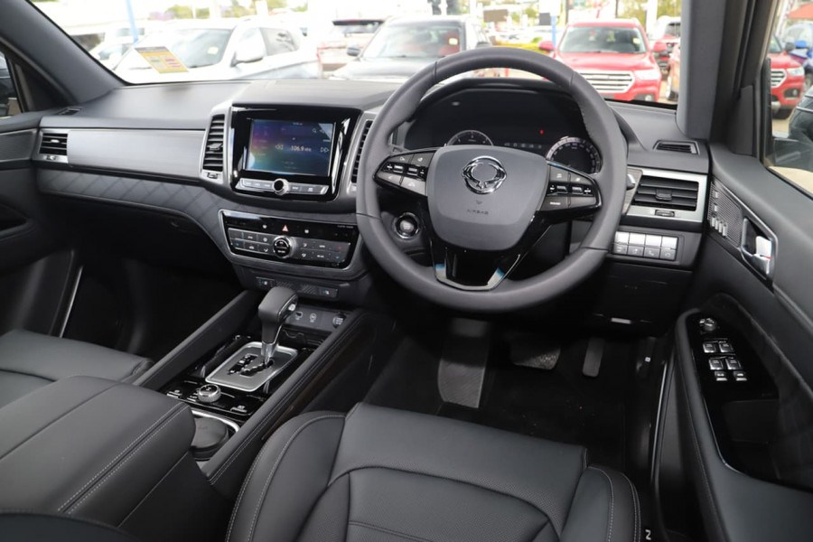 2021 SsangYong Rexton Y450 Ultimate Suv Image 9