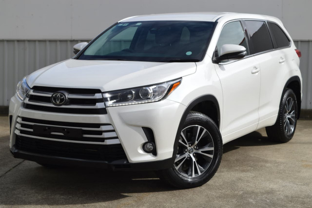 2018 Toyota Kluger GX 20 of 26