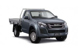 Isuzu UTE D-MAX 4x2 SX Single Cab Chassis High-Ride IO