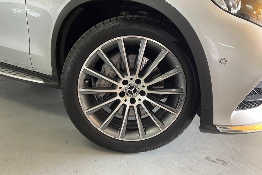 2017 Mercedes-Benz Glc-class GLC250 d