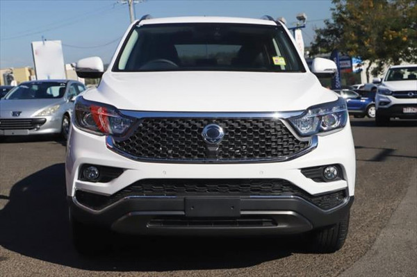 2019 MY20 SsangYong Rexton Y400 ELX Suv Image 5
