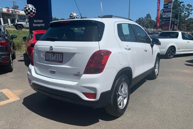 2017 Holden Trax LS
