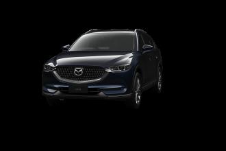 2021 Mazda CX-8 KG Series Asaki Suv Image 3