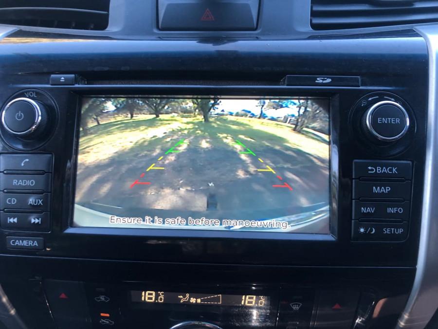 2015 Nissan Navara D23 Tw.Turbo ST-X Ute