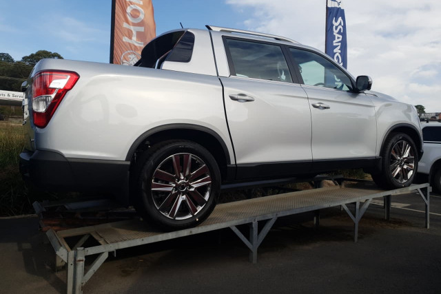 2019 SsangYong Musso Ultimate 1 of 2