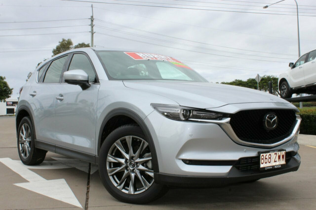 2019 Mazda CX-5 KF4WLA Akera SKYACTIV-Drive i-ACTIV AWD Suv