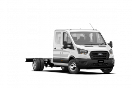 Ford Transit 470E Double Cab Chassis VO