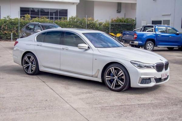 2017 MY18 BMW 730d G11 Sedan Image 5