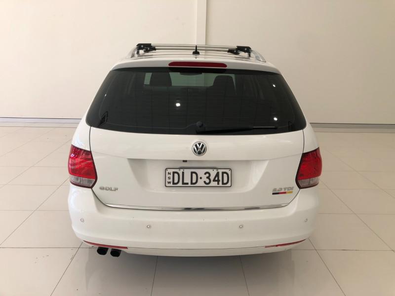 2011 Volkswagen Golf VI Turbo 103TDI Comfortline Wagon