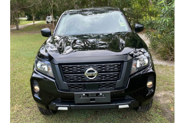 2021 Nissan Navara D23 Dual Cab SL Pick Up 4x4 Utility Image 2
